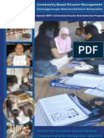 Disaster Risk Reduction Capacity Building Community Disaster ...
