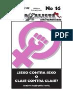 Sexo_contra_Sexo o Clase Contra Clase