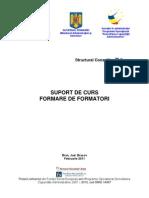 03 Modul Formare de Formatori - Suport de Curs