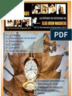 LO + DESTACADO Nº 12 Noviembre- Diciembre 2011