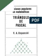 El Triangulo de Pascal