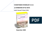 Panduan Maktabah Syamilah Versi 2.11 Bag. I
