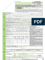 Muthoot Finance NCD Application Form Mar 2012
