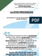 ATOS+PROCESSUAIS
