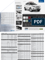 Hyundai Ix35 Specifications