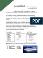 Clasificacion y Tipos de Barcos1
