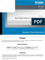 DAP-3520 A1 Manual