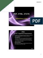 Pertemuan 2 PHP HTML State