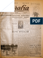 Ziarul Basarabia #334, Duminica 9 August 1942