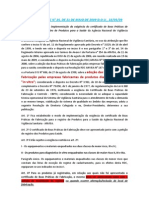 RESOLUÇÃO-RDC N° 25, DE 21 DE MAIO DE 2009