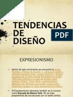 TENDENCIA DE DISEÑO