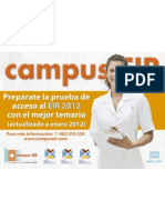Curso online de preparación EIR 2012