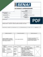 CONSTRUÇÃO CIVIL I - Plano de Ensino Aprendizagem 2012-1 - turma N1