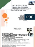Agenda y Normas Consejo Academico Febrero 28 De_2012 IV