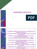 ingenieria didactica