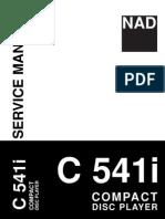 C541i Service Manual
