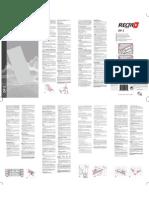 RECTA DP 2 Instruction Manual