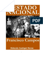 Estado Nacional - Francisco Campos