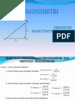GloriTyas X.1 TRIGONOMETRI