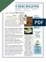 e Newsletter 3 11 12