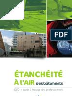 Guide Etancheite Air Batiments 2012 - ADEME