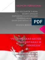 Presentasi PKN demokrasi