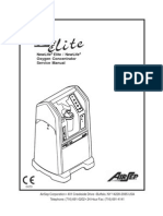 Airsep Newlife Elite - Service Manual