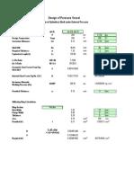 ASME Pressure Vessel Design-B