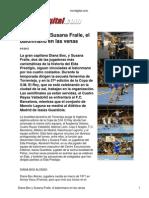 Diana y Susana en La Copa Del Rey en Torrevieja Por Vivirdigital