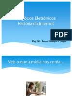 Negócios Eletrônicos - AULA 1