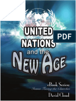 United Nations and the New Age