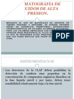 Cromatografia de Liquidos de Alta Presion-expo