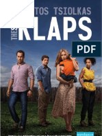 """Christos Tsiolkas, """"Klaps"""", Wydawnictwo Replika 2012"""