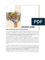 Choking Game