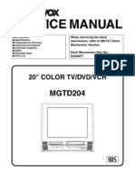 MGTD204-ServiceManual