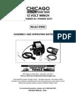 12 Volt Winch