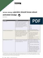 WET Operator Essentials - Activated Sludge - June '11