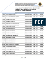 Listado 2a Fase Examen de Competitividad