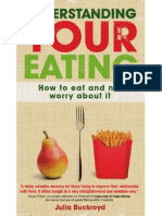Understanding Your Eating Overcoming Disordered Eating From Anorexia to Obesity