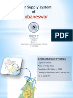 #Water Supply and Waste Water Managment of Bhubaneswar