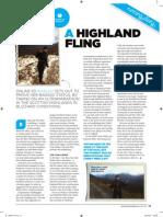 A highland fling - Women's Running column March 2012