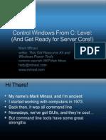 Windows CLI