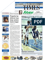 March 9, 2012 Strathmore Times