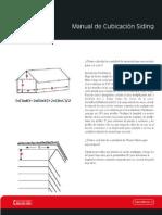 Catalogo Instalacion Manual Cubicacion Siding