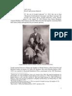 Laderoute, Joseph  (b. 1857) and Genevieve Dumas