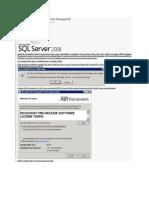Belajar SQL Server 2008