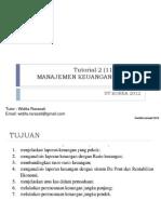 Tutorial 2 Manajemen Keuangan (11-03-2012)