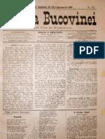 Gazeta Bucovinei #72, Duminica 10 (22) Sept Em Brie 1895