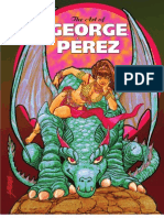 The Art of George Perez HC Preview