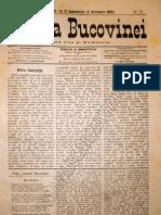 Gazeta Bucovinei #75, Joi 21 Septembrie (3 Octombrie) 1895